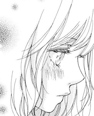 Image result for anime sad side view girl | Inspiration in ...
