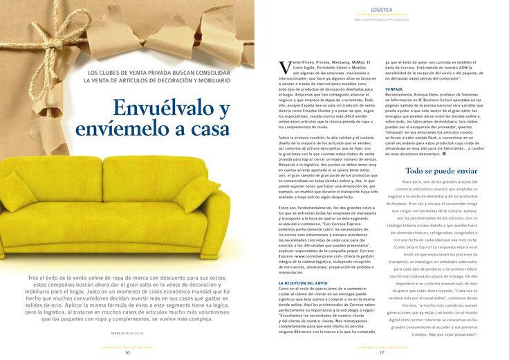 Páginas interiores del número 43 de la publicación.