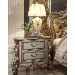 Dresden Nightstand, Acme Furniture, Dresden Collection