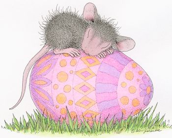 """""""Happy Easter!"""" from House-Mouse Designs®"""