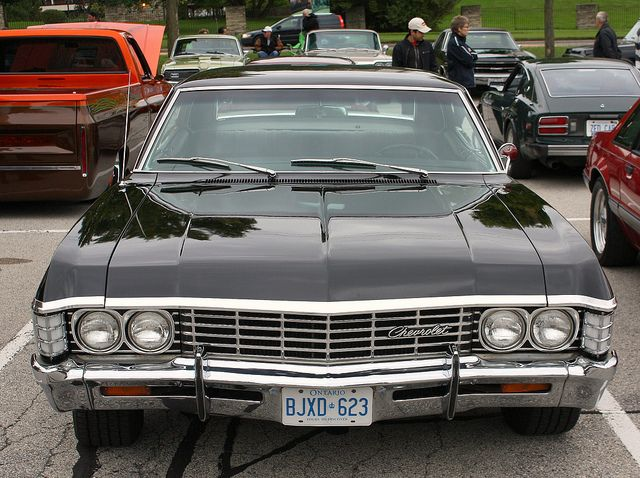 1967 chevrolet impala 4 door hardtop dream cars pinterest dean o 39 gorman cas and babies. Black Bedroom Furniture Sets. Home Design Ideas