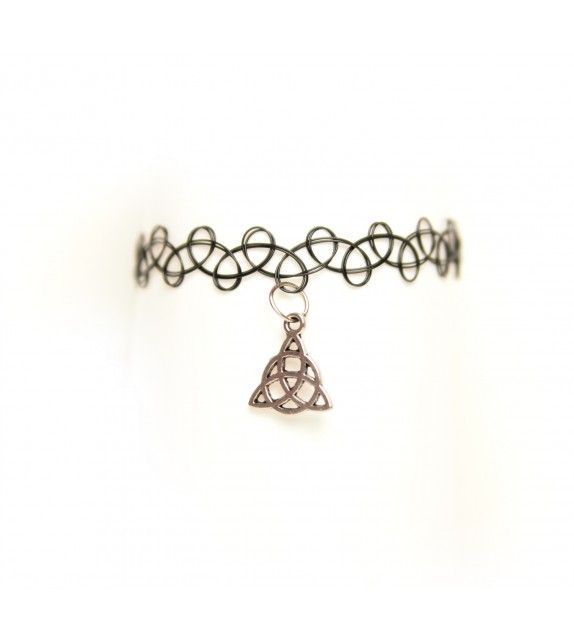 Witches Tattoo Necklace get it on www.aconite.at