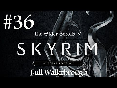 Skyrim Gameplay Alduin's Wall Quest !! Puzzles 1 and 2 solved part 36