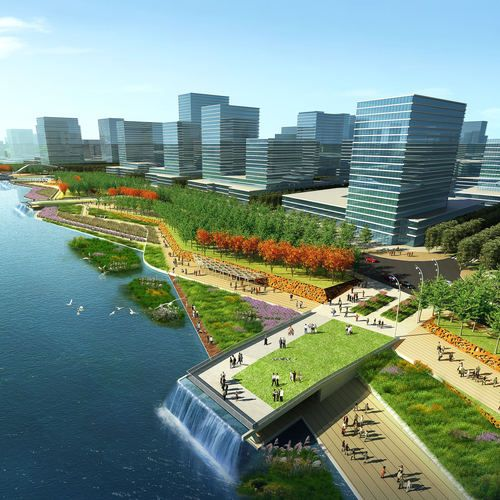 SWA participated in a competition reimagining 19-kilometers of the Guipan River waterfront in Shunde, China. While the Pearl River Delta is one of the fastest growing regions of Southern China, one of the many casualties of this growth was the delta itself. Presently, Shunde has a growing flooding problem enhanced by channelizing, condensing, and containing....