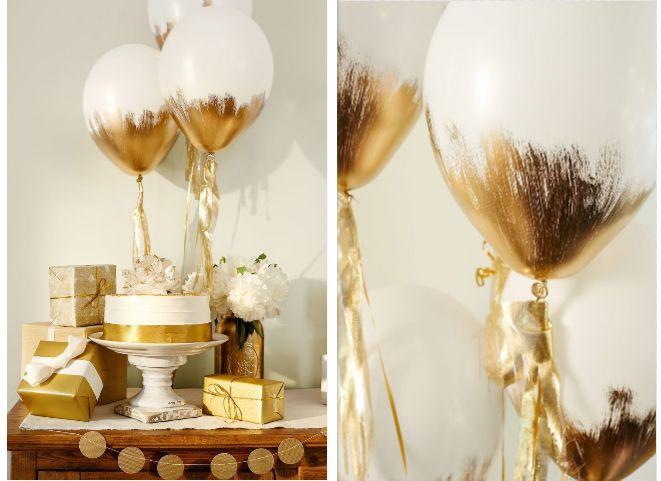 25 beste idee n over gouden feest decoraties op pinterest