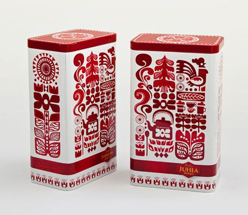 Illustration for packaging by Sanna Annukka