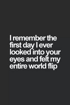 I wonder what made me look directly into your eyes ?