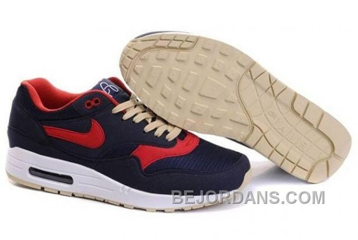 http://www.bejordans.com/free-shipping-6070-off-nike-air-max-1-mens-trainers-obsidian-sport-red-white-special-offer-8y5je.html FREE SHIPPING! 60%-70% OFF! NIKE AIR MAX 1 MENS TRAINERS OBSIDIAN SPORT RED WHITE SPECIAL OFFER 8Y5JE Only $100.00 , Free Shipping!