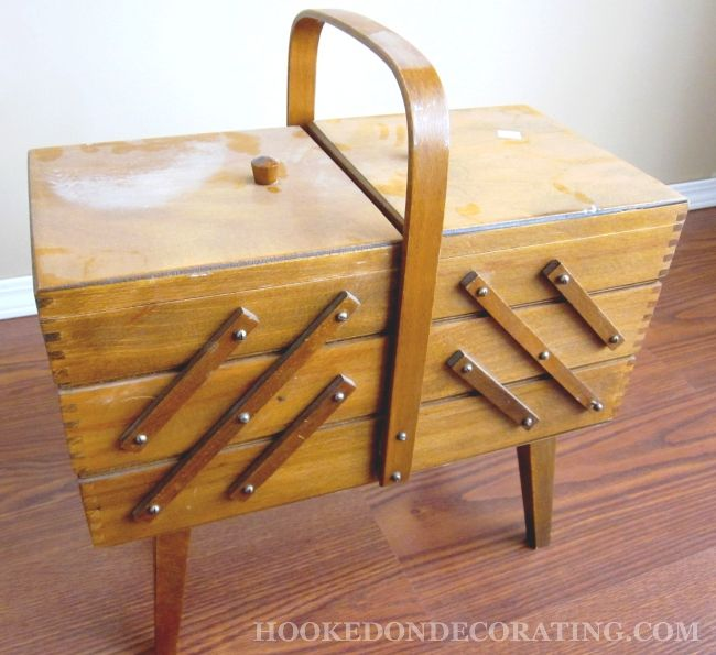 images about OLd Sewing Stuff Storage boxes