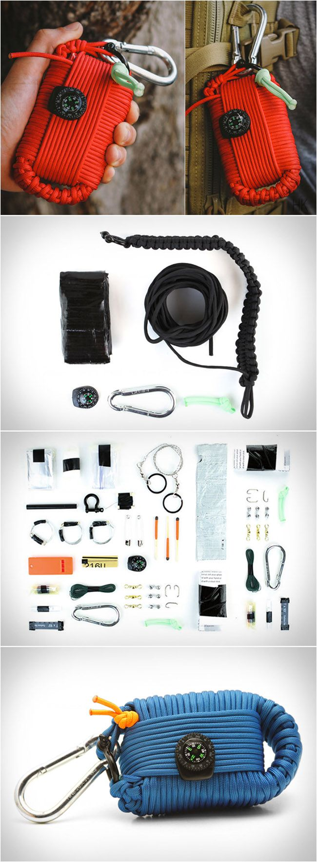 SURVIVAL GRENADE | BY ZAPS GEAR http://www.blessthisstuff.com/stuff/wear/acessories/survival-grenade-by-zaps-gear/