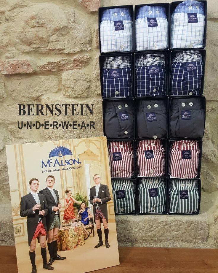 Boxershorts von Mc Alson bei Bernstein Underwear in Bensheim. Der ultimative Komfort für Männer wird durch den einzigartigen innenteil der Boxershorts geboten. Dies kombiniert auf brilliante Weise die Eleganz eines amerikanischen Boxers mit dem Komfort eines Slips. #bernstein_underwear #boxershorts #mcalson #unterwäsche #männer #untendrunter #bensheim #heppenheim #lorsch #frankfurt #mannheim #heidelberg #odenwald #Bergstraße #weinheim #photography #lingerieaddict #heidelberg #pictureoftheday…