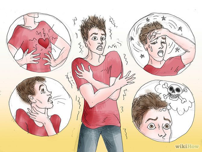 How to Help Someone Having a Panic Attack