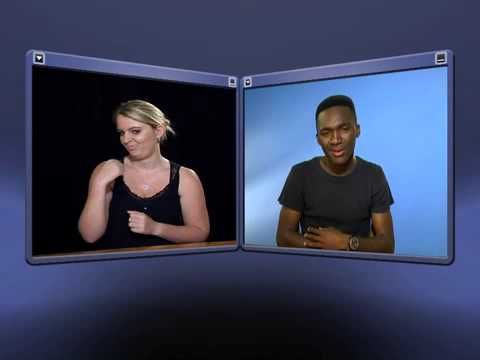 DTV Sign Language - General Conversation (721)