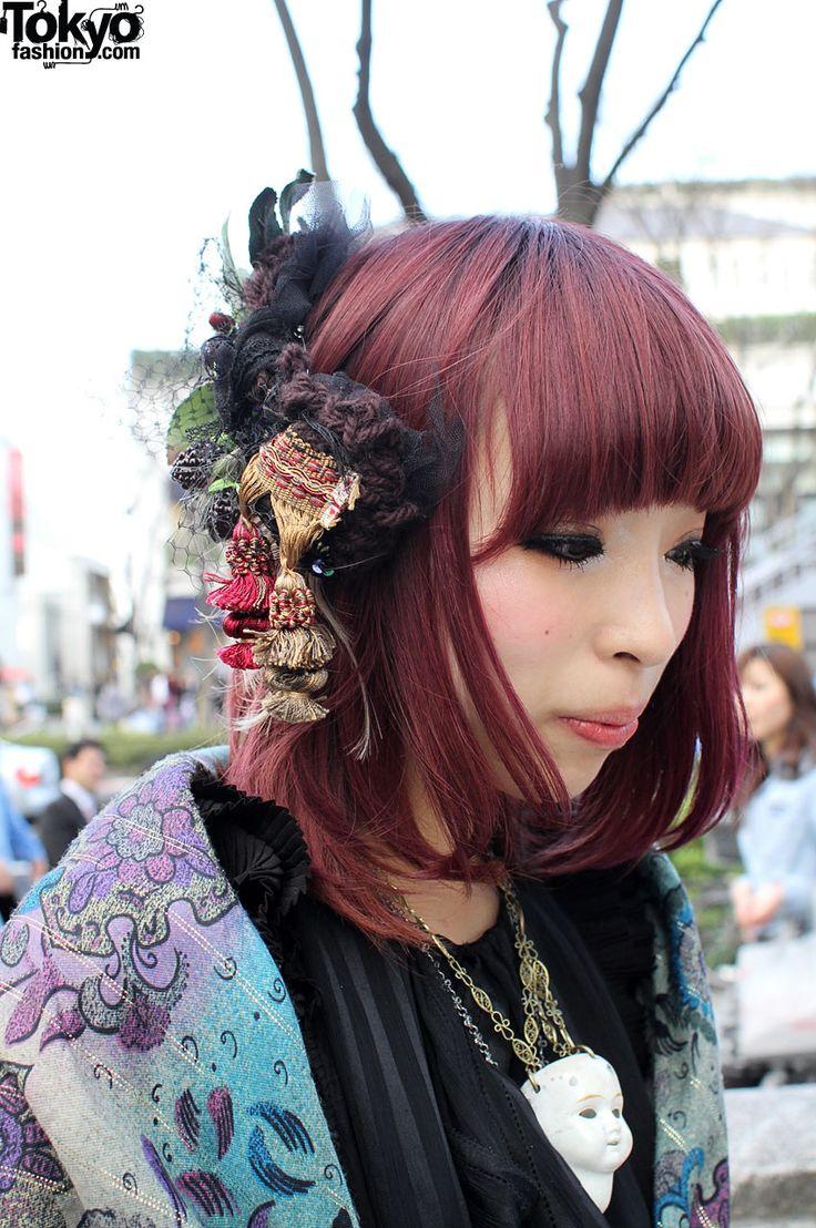 Hair accessories singapore - Rurumu Hair Ornament