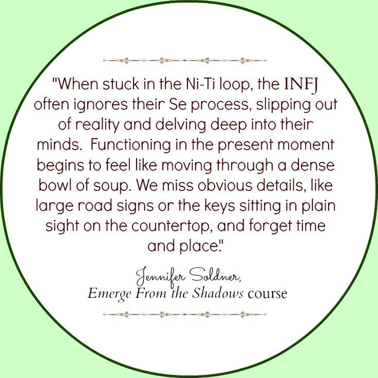 INFJ Ni-Ti Loop - Emerge From the Shadows
