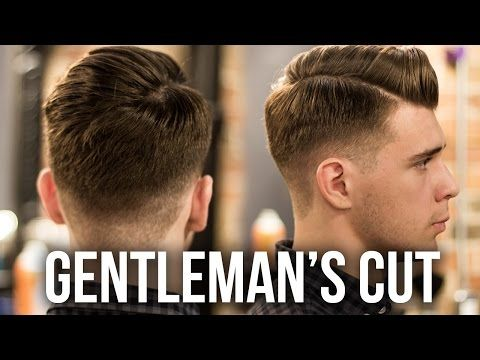 Galerry hairstyle gentleman 2016