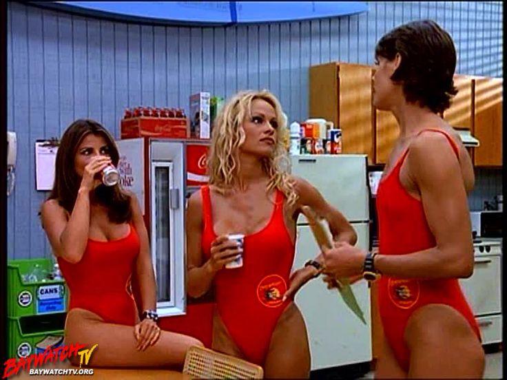 Baywatch tv girls nude ladies playing
