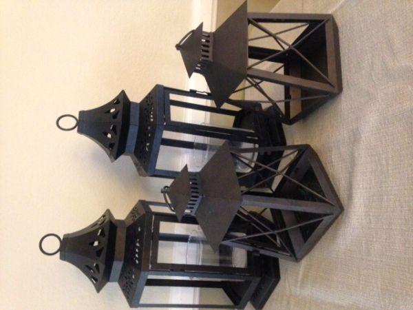 Dark Brown Lanterns 30