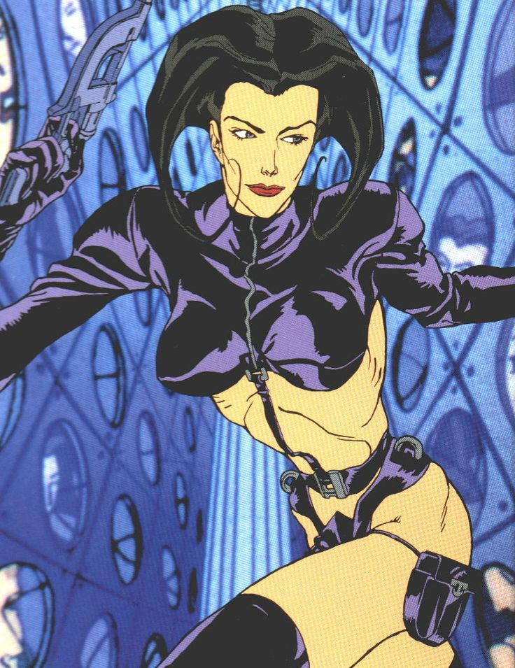Æon Flux (animated series1991—1995)