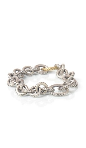 nancy newberg chain bracelet.