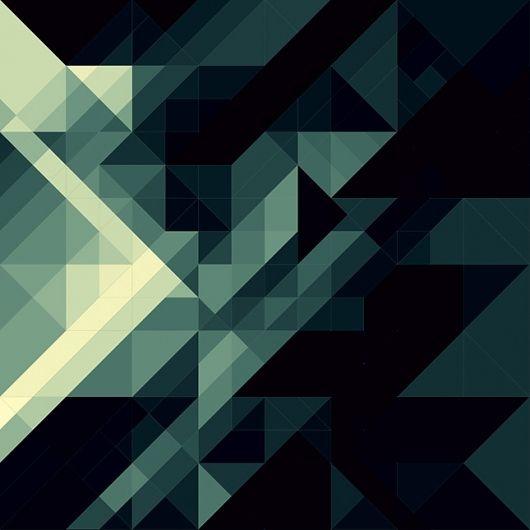 Andy Gilmore Geometric Pattern