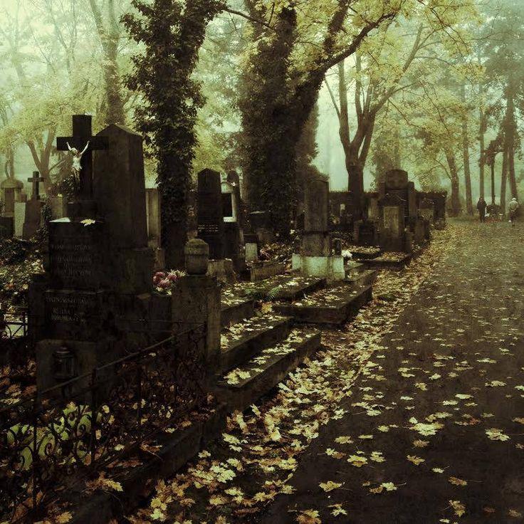 Malostransky hrbitov o dusickach
