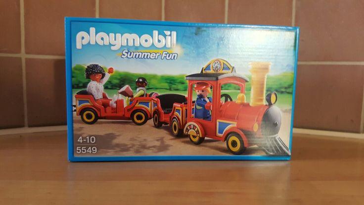 End playmobil forward playmobil lok