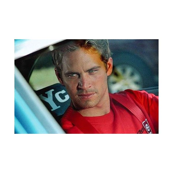 Movie Photos: Paul Walker as Brian O'Conner in Universal's 2 Fast 2 Furious - 2003 found on Polyvore