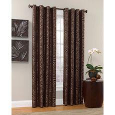 Zahara Window Panels...new Bedroom Curtains?! Why Not.
