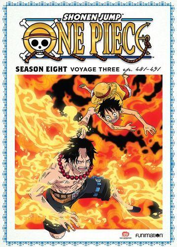 One Piece: Season Eight - Voyage Three [2 Discs] [DVD]