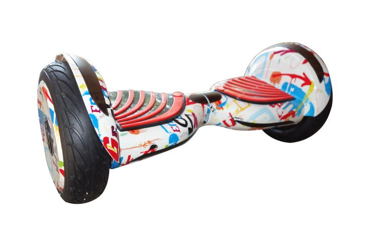 Buy 10 Inch Hoverboard Self Balance Scooter with Speakers for R4,800.00