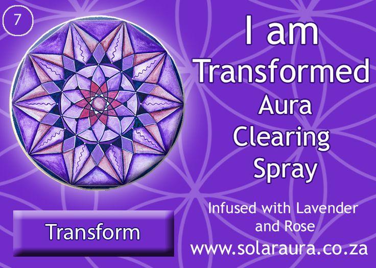 7- aura clearing spray transform