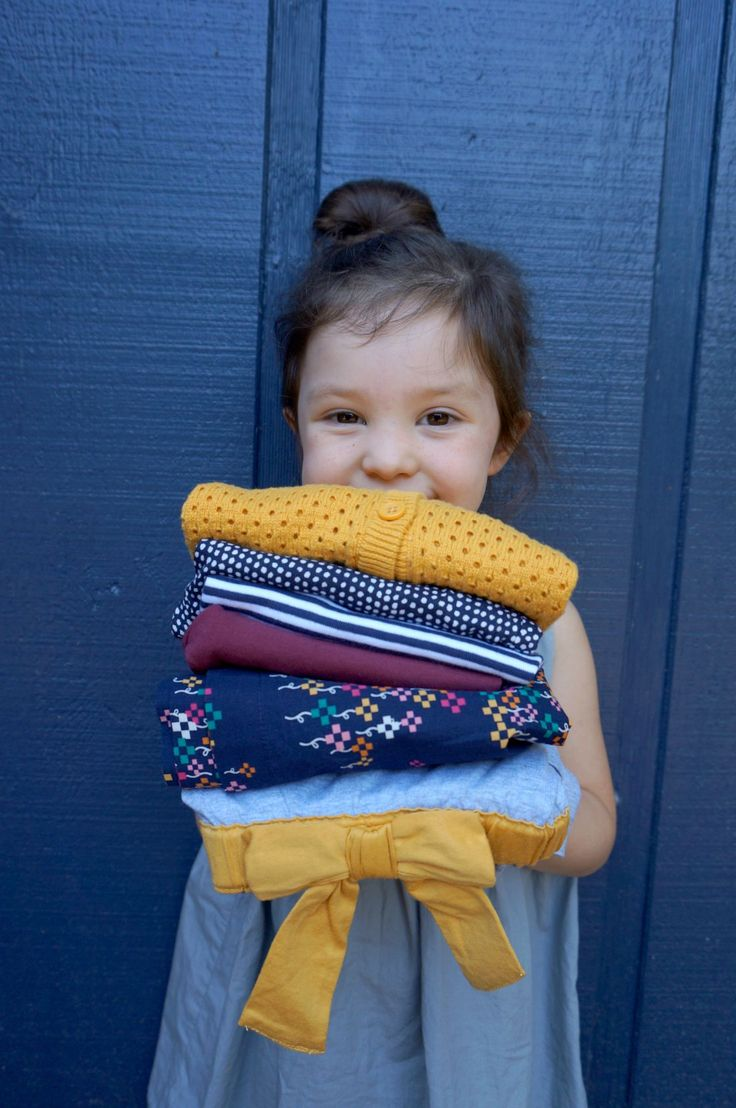 pthc girls Creating a mini capsule wardrobe for a little girl + 31 mix-and-match