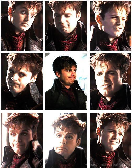 Mad hatter from Once upon a time. THIS MAN IS MY FAVORITE MAN EVER OH MY WORD *fangirling* HIS EXPRESSIONS KILL ME