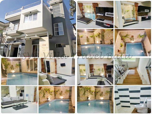 Villa M54 Batu - booking disini - Lebih hemat menginap dua malam - Proses booking mudah dan cepat - Tlp / Whatsapp ke 082232887770