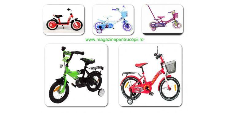 Cum alegi biciclete copii în funcție de vârstă?