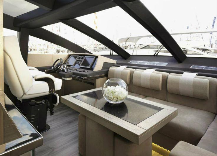 top 10 innenarchitektur projekte von kelly hoppen   pearl yacht 75, Innenarchitektur ideen