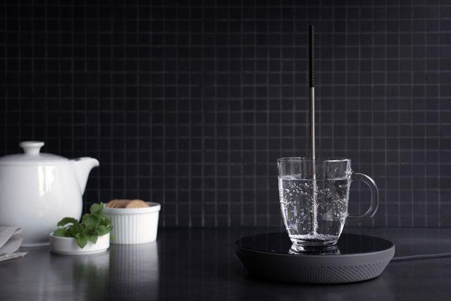 必要な分だけ沸かせる湯沸かし器「Miito」 (1/3) デザイン Excite ism(エキサイトイズム)