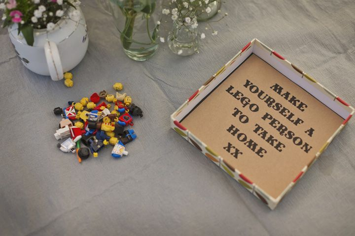 Lots of great ideas!!!  Kellie and Michael's DIY 80s Carnival Wedding. By Mark Tattersall
