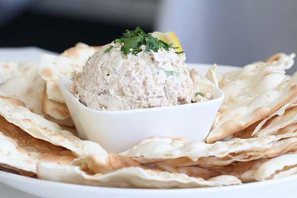 Mascarponés tonhalkrém recept