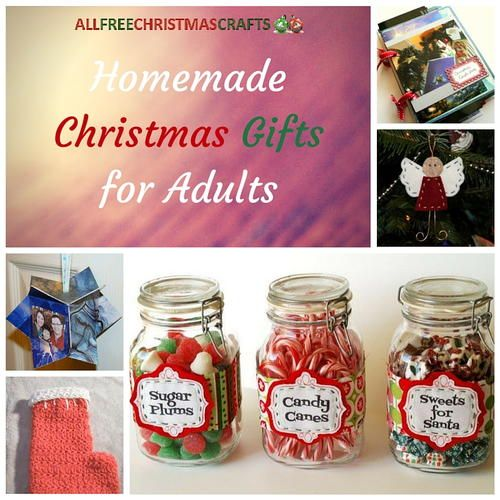 31 best christmas gift ideas for mom images on pinterest for Homemade christmas gifts for adults