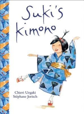 H-really enjoyed the sweet illustrations and Japanese culture in this book. The author does a nice job of showing and not telling in this story about self-confidence and sharing your culture