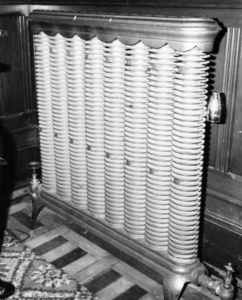 "Steam Radiator at ""Hearthstone"" 