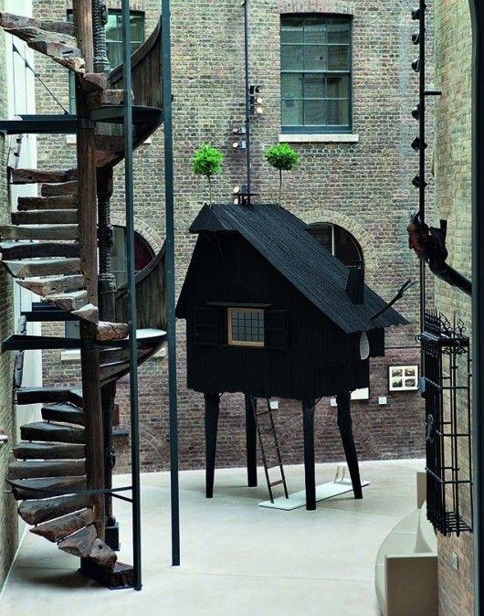 Terunobu Fujimori, Beetle's House, Victoria & Albert Museum, London, UK. Image Courtesy of Victoria and Albert Museum, London/TASCHEN