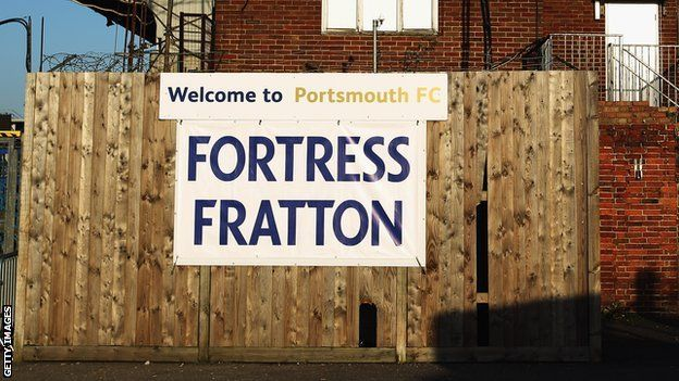 Play up Pompey Portsmouth