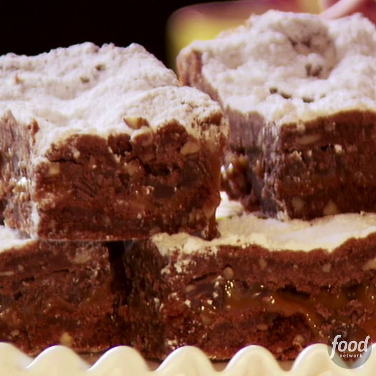 These brownies are so good, they just might knock you naked!