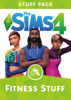 The Sims™ 4 Fitness Stuff - Official Site