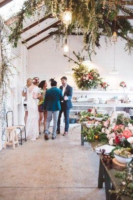 Prue & Mat's Outdoor Trentham Wedding