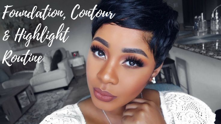 Flawless Foundation Contour & Highlight Routine | Full Make Up Tutorial