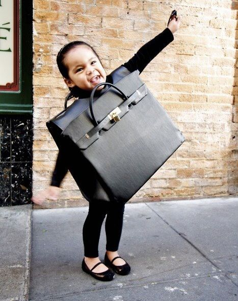 Birkin Halloween costume = cutest thing we have ever seen!!
